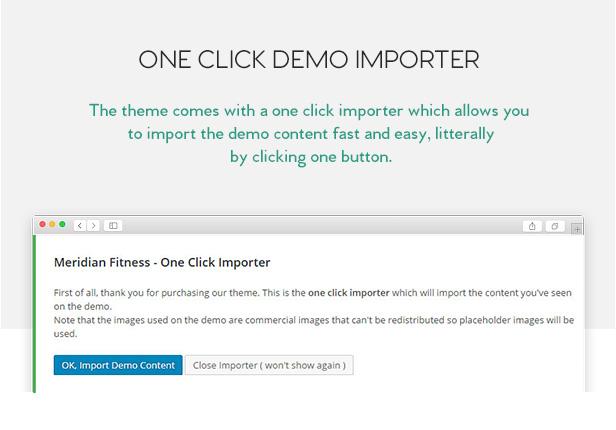 Meridian Fitness - Fitness, Gym, & Sports WordPress Theme - 9