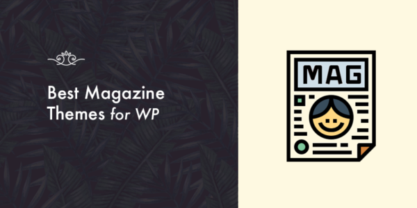 Best Magazine Themes for WordPress!