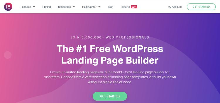 best-landing-page-plugins-elementor