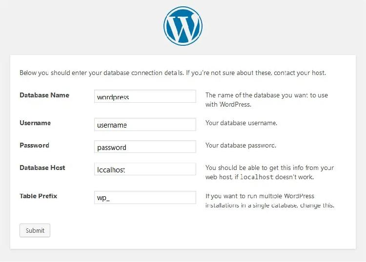 Hack WordPress site