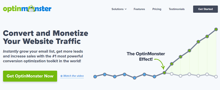 what is lead generation with OptinMonster