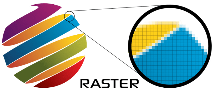 raster image example