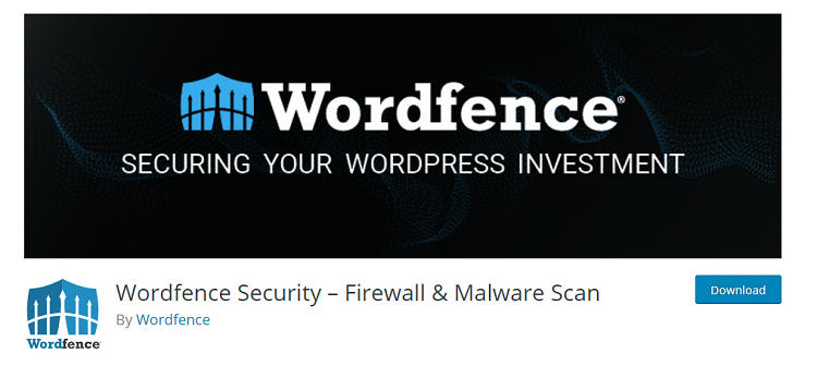 Wordfence wordpress hack