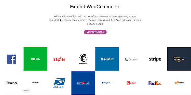 WooCommerce third-party integrations
