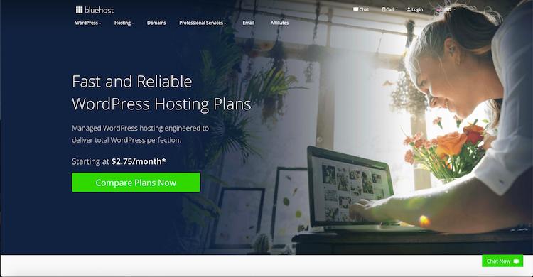 Bluehost: Best WordPress Hosting Providers