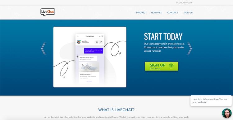 LiveChat: Best WordPress Chat Plugins
