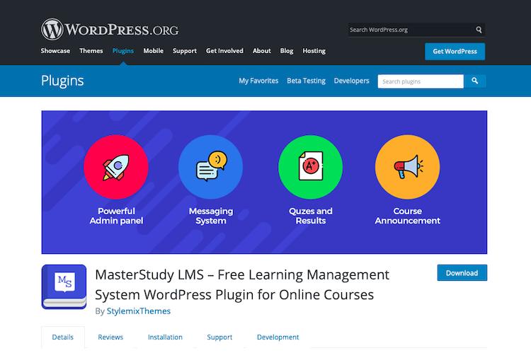 MasterStudy LMS