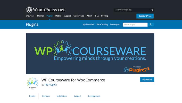 WP Courseware Best WordPress LMS Plugins