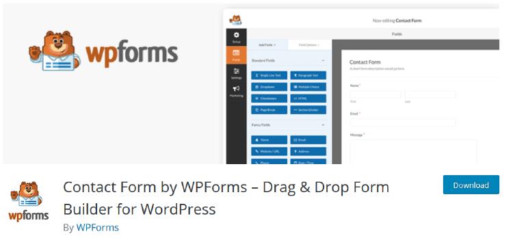 best-invoicing-plugins-wpforms
