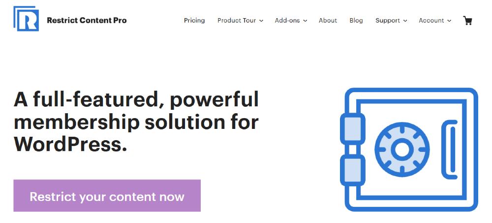 best-wordpress-membership-plugins-restrict-content-pro