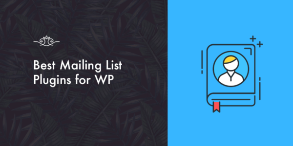 Best Mailing List Plugins for WordPress!