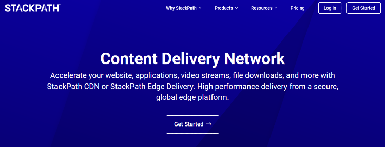 best cdn providers stackpath
