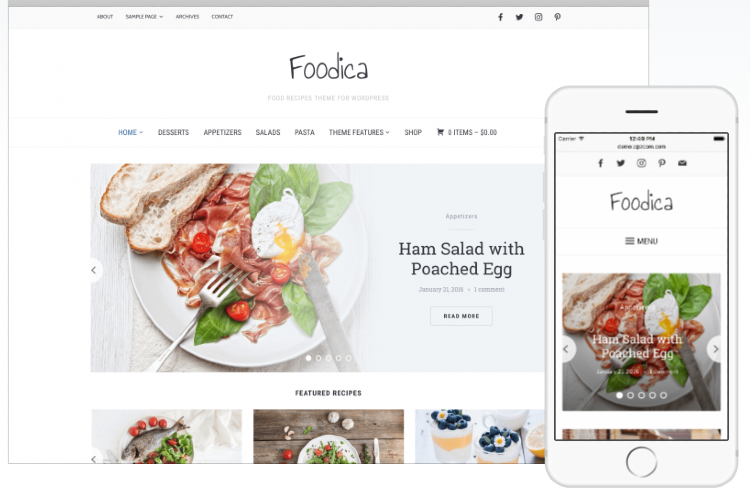 best-food-and-recipe-blog-themes-foodica-pro