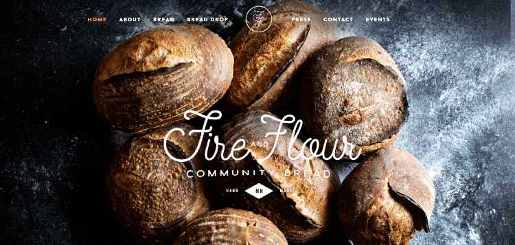 fire and flour bread