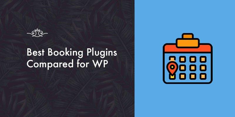 Best Booking plugins for WordPress